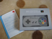 Wii SF クラシックコントローラ 箱の表